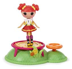 Lalaloopsy Mini Doll Ready, Set...Play!- Trampoline