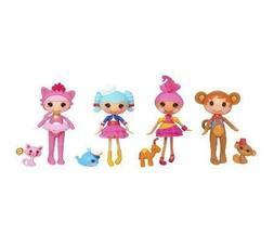 Mini Lalaloopsy Doll Silly Fun House Bundle