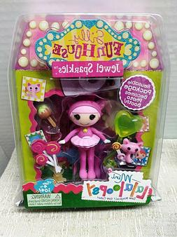 Mini Lalaloopsy Silly Fun House Jewel Sparkles Package Becom