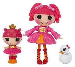 Lalaloopsy Mini Littles Tippy Tumblelina and Twisty Tumbleli