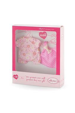 Corolle My Mini Dressing Doll, Pink