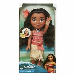 Disney Moana Adventure Doll 14 Inches 039897047034