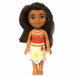 Moana Princess Adventure Action Figure Doll Collection Kids