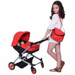 modern twin deluxe babyboo stroller