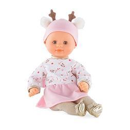 Corolle Mon Premier Poupon Bebe Calin Happy Reindeer Toy Bab