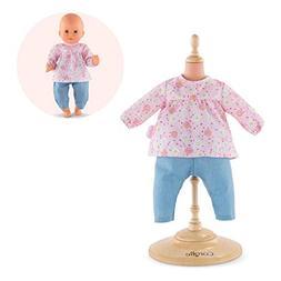 """Corolle Mon Premier Poupon 12"""" Blouse & Pants Toy Baby Doll"""