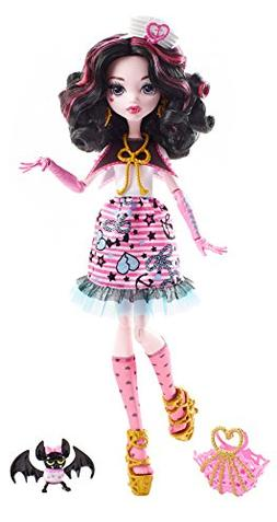 Monster High Draculaura Doll - Shriekwrecked Nautical Ghouls