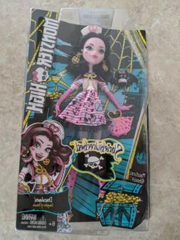 "Monster High 11"" Doll Shriekwrecked Shriek Mates Draculaura"