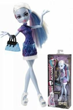 Monster High ABBEY BOMINABLE Doll Scaris City of Frights Tra