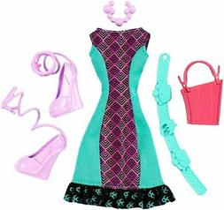 MONSTER HIGH COMPLETE LOOK LAGOONA BLUE DOLL FASHION PACK OU