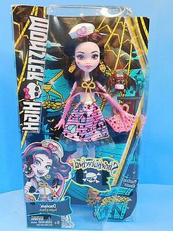 Monster High Doll ShriekWrecked Nautical Ghouls Draculaura N