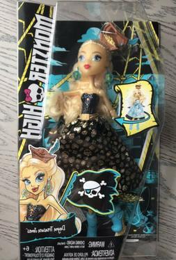 Monster High Shriek Wrecked Dayna Treasura Jones Doll Revers