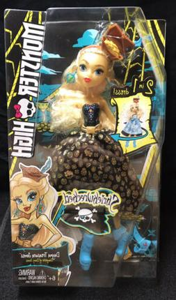 Monster High ShriekWrecked Dayna Treasura Jones Daughter of