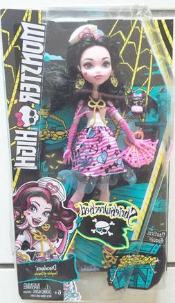 Monster High Shriekwrecked Nautical Ghouls Draculaura Doll