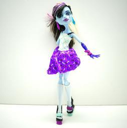 Monster High Sweet Screams Abbey Bominable 2010 Mattel Doll