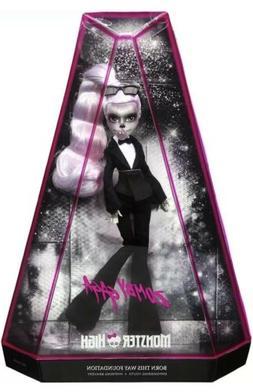 monster high zomby gaga doll nrfb 12