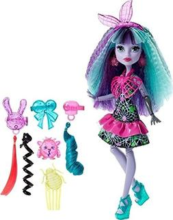Mattel Monster High: Electrified Monstrous Hair Ghouls