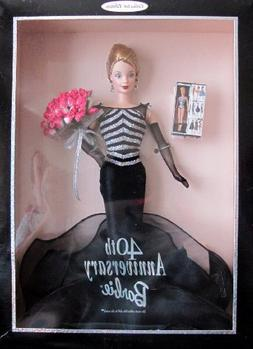 BARBIE 40th ANNIVERSARY DOLL Most Collectible Doll COLLECTOR