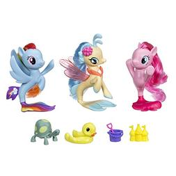 My Little Pony the Movie Seapony Collection Set