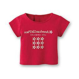 American Girl MY AG CLASSIC TEE LOS ANGELES W/ Hanger Shirt