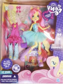 My Little Pony 8.5 Inches Fluttershy Doll with Accessories,