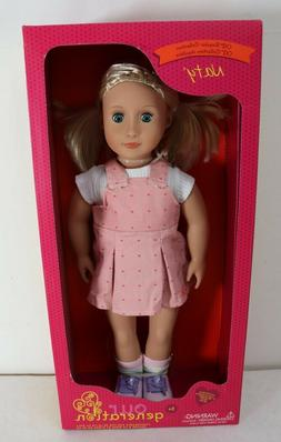 """Our Generation Naty Summertime Outfit 18"""" Doll New Free Ship"""