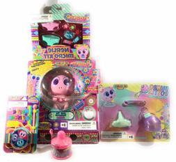 Distroller Nerlie Neonate NAVARIE Pink Girl Baby with Tooth /& Blanket FREE SHIP