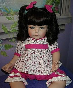 """NEW ADORA 20"""" WEIGHTED TODDLER DOLL CUTIE PATOOTIE"""
