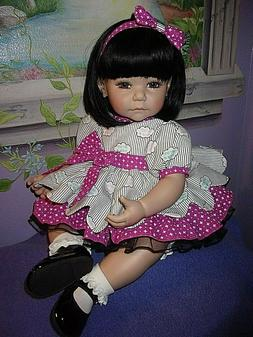 """NEW ADORA 20"""" WEIGHTED TODDLER DOLL LITTLE DREAMER"""