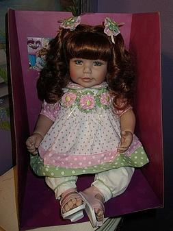 """NEW ADORA  20"""" WEIGHTED TODDLER TIME DOLL TUTTI FRUITY"""