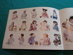 new 2005 collectors edition doll catalog