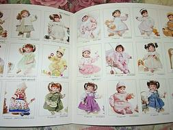 NEW ADORA 2005 LARGE EMBOSSED COLLECTORS EDITION DOLLS CATAL