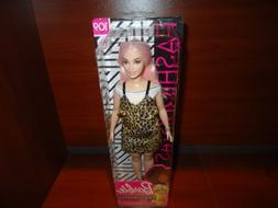 New 2018 / 2019 Barbie Fashionistas Doll 109 Leopard Dress C