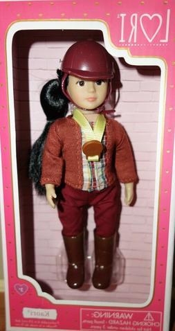 new 6 inch mini kaori lori doll