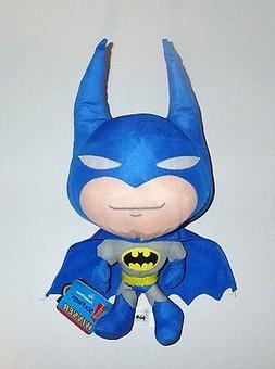 New Batman Movie Plush Doll Blue Six Flags Theme Park P51