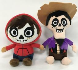 New Disney Pixar Coco Hector Miguel Cartoon Soft Plush Toys