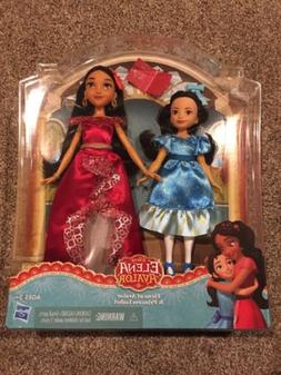 NEW Disney Dolls Elena of Avalor & Princess Isabel Hasbro 2