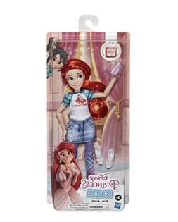 New Disney Princess COMFY SQUAD Ariel Fab Crab Doll Ralph Br