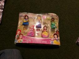 New Disney Princess Little Kingdom Royal Sparkle Collection