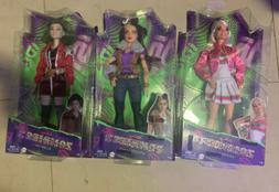 """New Disney Zombies 2 Eliza , Addison , Wynter Doll 12"""" set"""