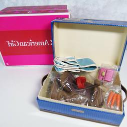 NEW American Girl Doll Nicki's Horse JACKSON'S TACK BOX Ridi