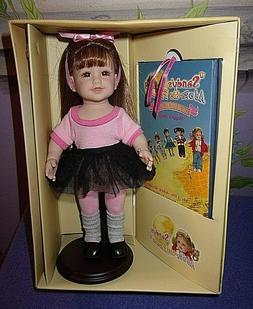 "NEW IN BOX ADORA SANDY'S ADORA-BLE FRIENDS 8"" MAGGIE  BALLER"