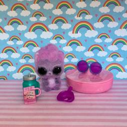 NEW! LOL Surprise Fuzzy Pets - Wild Waves ~ Makeover Series