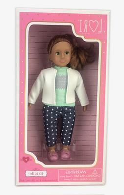 NEW! Our Generation LorI Collection 6 Inch - Estelle Doll