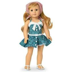New American Girl Maryellen Vacation Playsuit Outfit~Skirt~R