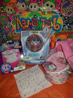 NEW Distroller Neonate Nerlie Doll *Baby Lumie Lolita* LIGHT