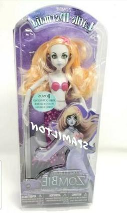 NEW Once Upon A Zombie Little Mermaid Doll