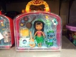 NEW Disney Parks Animators Collection Lilo & Stitch Mini Dol