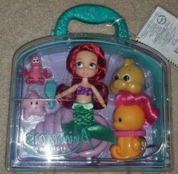 NEW Disney Parks Store Animators Collection Ariel Mini Doll
