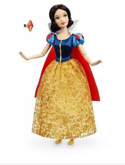 "NEW Disney Store Princess Snow White Classic Doll 11 1/2"" &"
